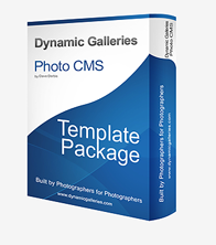 Dynamic Galleries Software Package 2