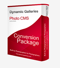 Dynamic Galleries Software Package 4